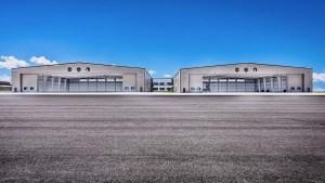 Airport Hangar - Bozeman, Mt
