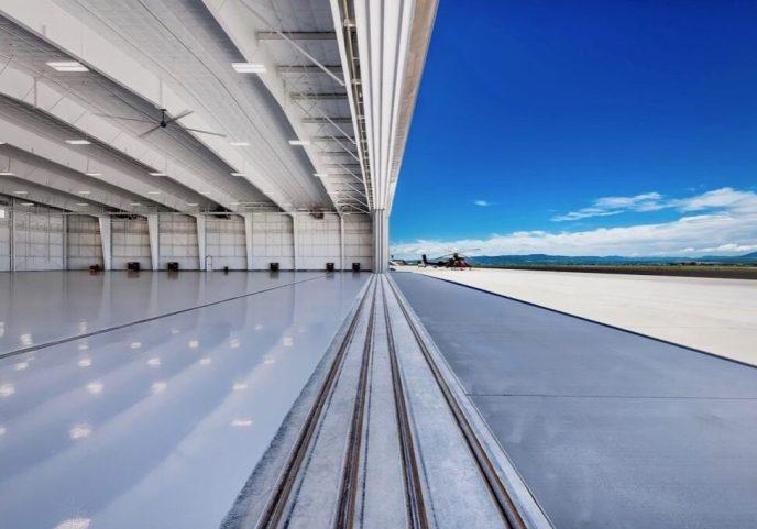 Airport Hangar 4 - Bozeman, Mt