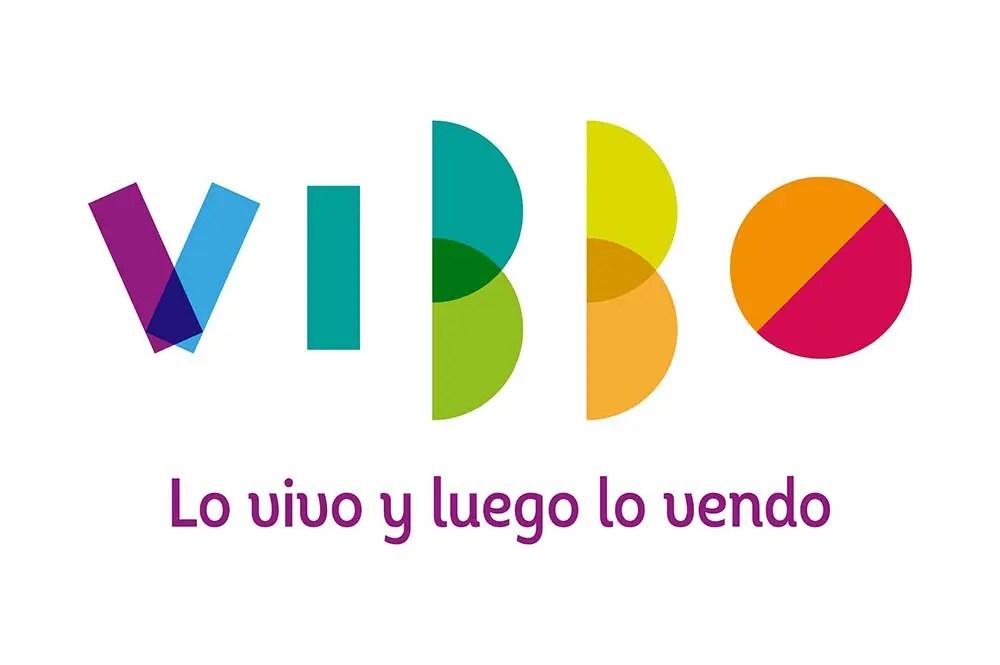 Logotipo de Vibbo
