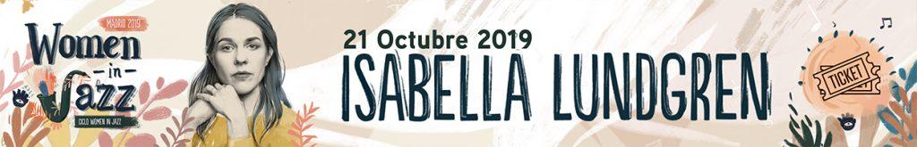 +INFO Concierto de Isabella Lundgren en Madrid