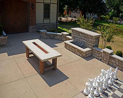 concrete patio louisville prospect