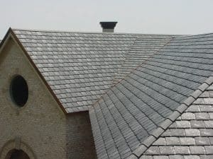 synthetic roof