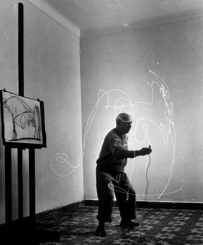 Pablo Picasso;Pablo Picasso [Misc.]