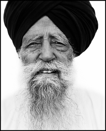 David Bailey Fauja Singh