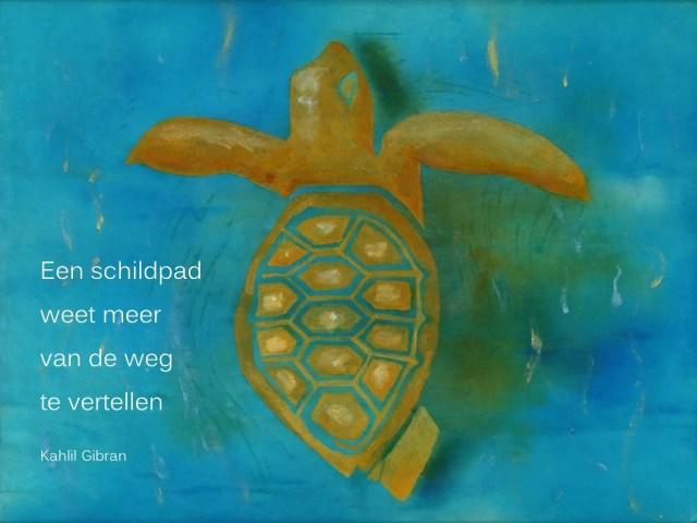 quote kahlil gibran schildpad paradijsvogels magazine