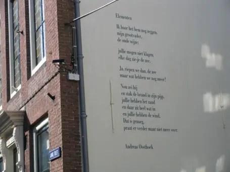 Sprekende gevels in Middelburg | Paradijsvogels Magazine