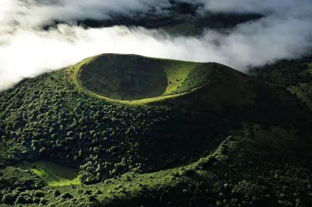 Wandelen op de vulkanen van Auvergne