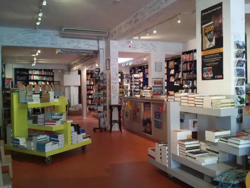 mooiste boekwinkels nederland
