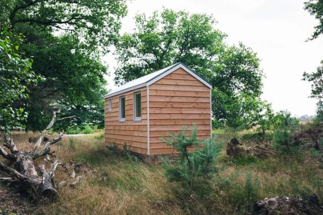 Tiny houses: minder ruimte = meer ruimte