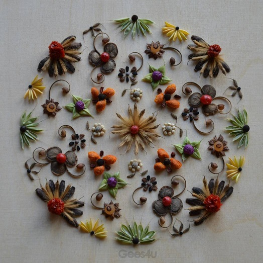 Prachtige mandala's met een boodschap   Paradijsvogels Magazine