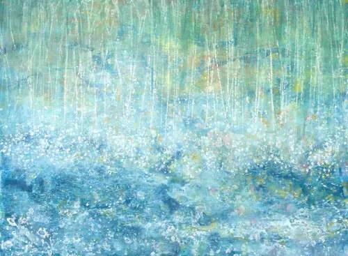 5-jarig autistisch meisje maakt prachtige schilderijen   Paradijsvogels Magazine