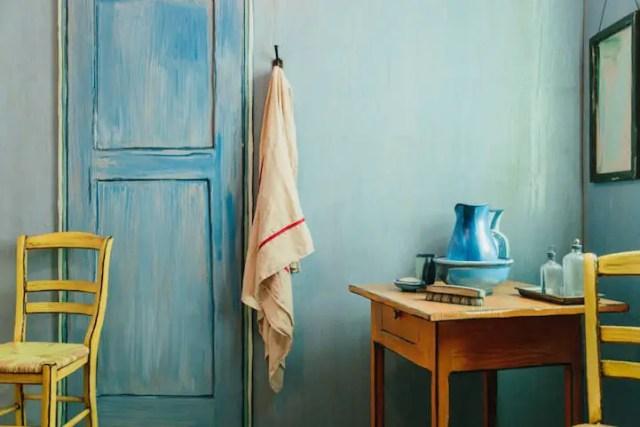 Logeren in de slaapkamer van Vincent van Gogh - Paradijsvogels Magazine
