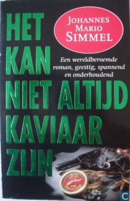 roman kookboek