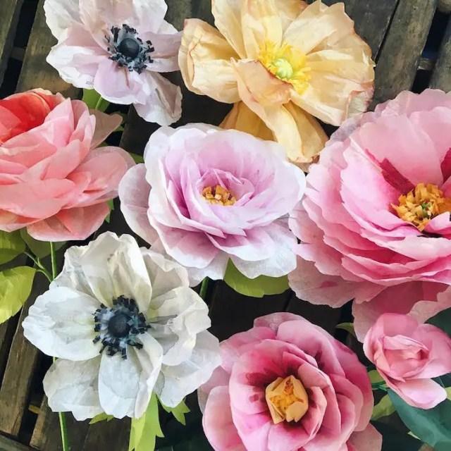 bloemkunst foto of papier10