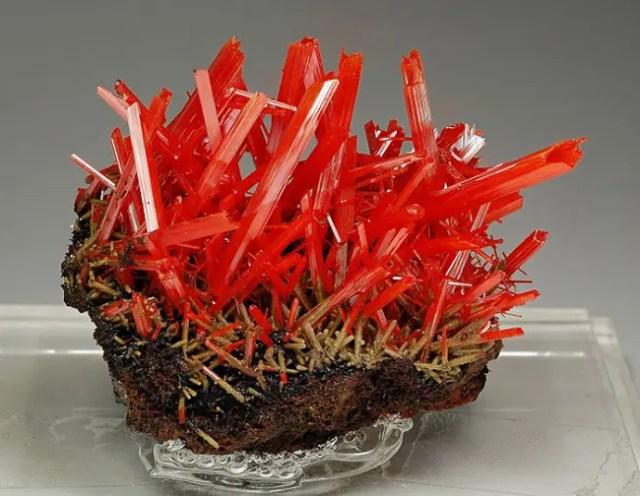 magische mineralen crocoiet