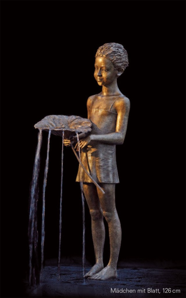 beelden van brons