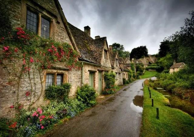 Bibury, Engeland