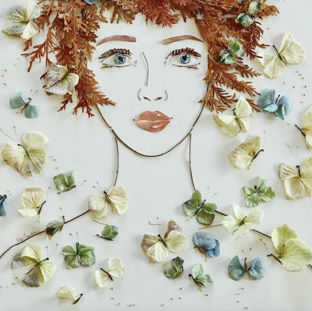 Bloemportret - Vicki Rawlins (10)