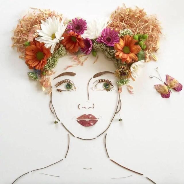 Bloemportret - Vicki Rawlins (7)