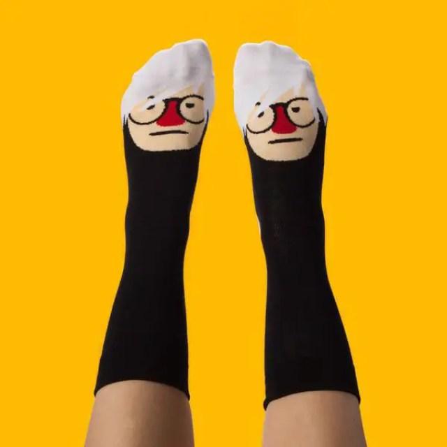 Chattyfeet Andy Sock Hole (2)