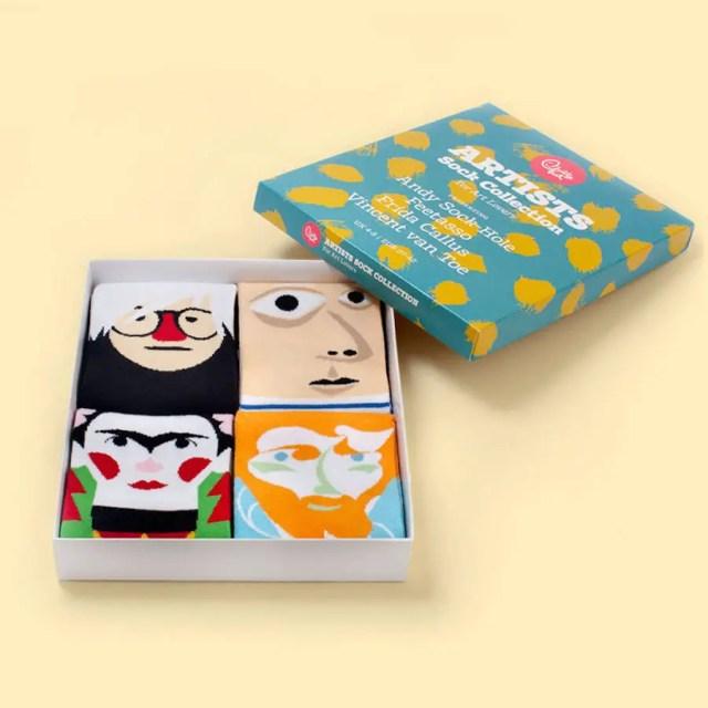 Chattyfeet box