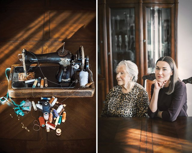 grootmoeders kleindochters2