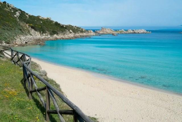 Stranden Sardinië