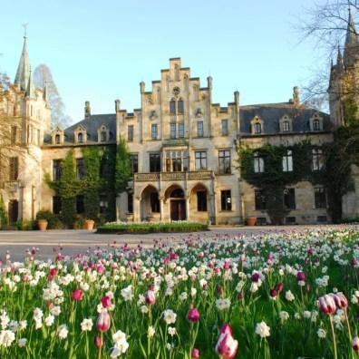 Deze kasteeltuinen doen oude tijden herleven