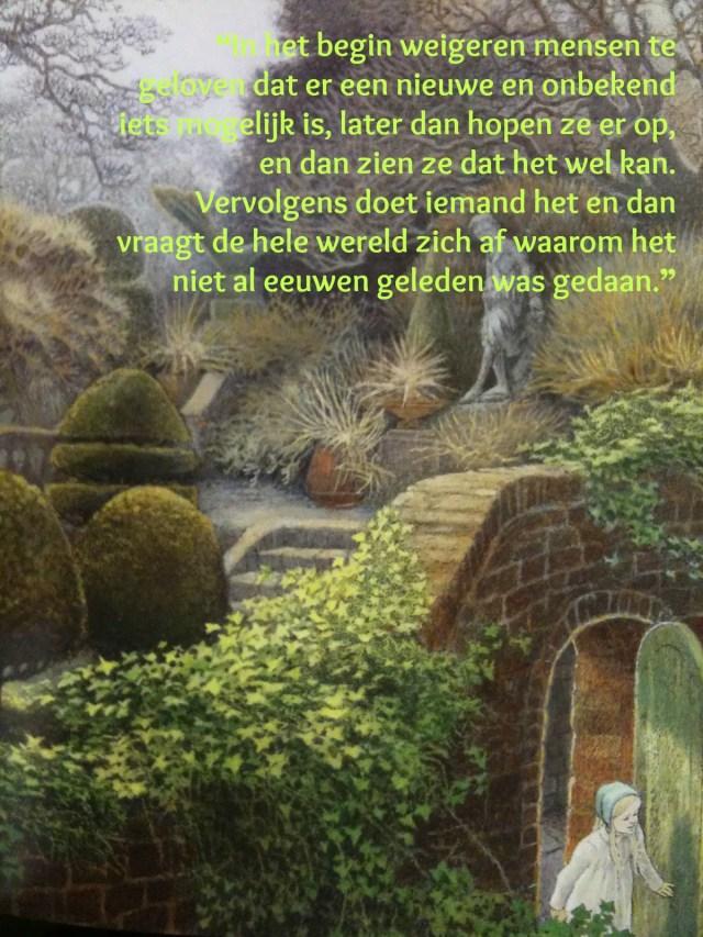 de geheime tuin