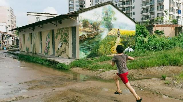 Chinese muurschilderingen 2