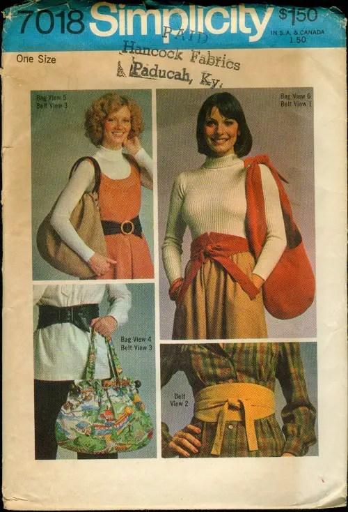 Naaipatroon 1975 - Simplicity