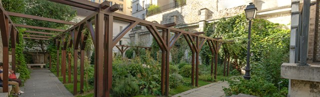 Geheime tuinen 7 - Abbesses