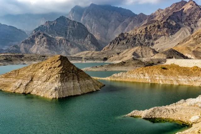 50821788 - colorful rocks in wadi bani khalid near muscat, oman