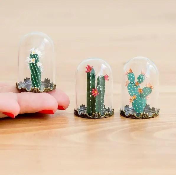 miniatuur plant terrarium 2