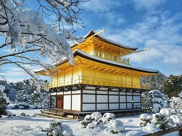 Kyoto in de sneeuw - 3