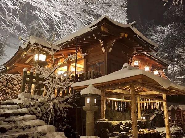 Kyoto in de sneeuw - 6