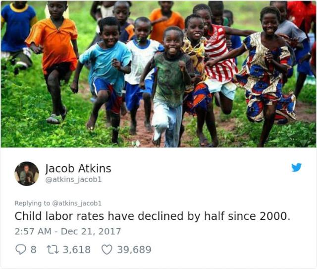 Jacob Atkins - child labor rates