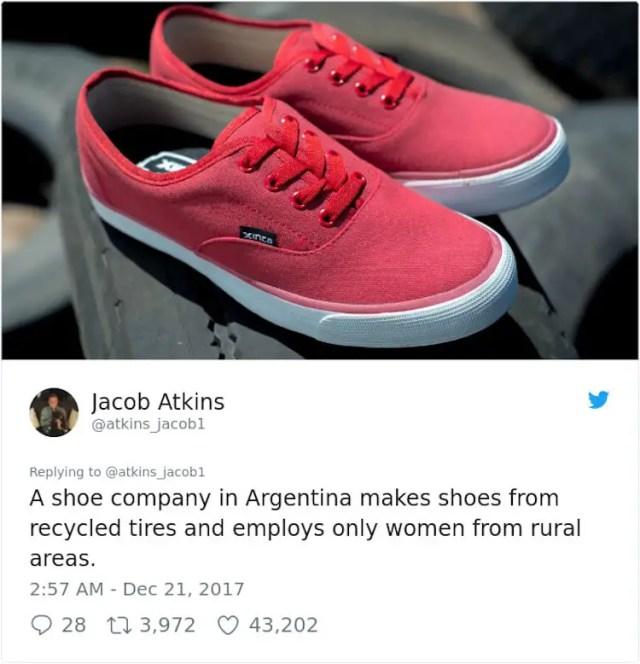 Jacob Atkins shoe company