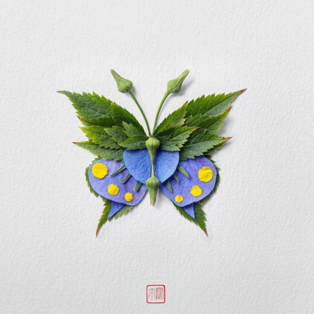 Japanse bloemschikkunst