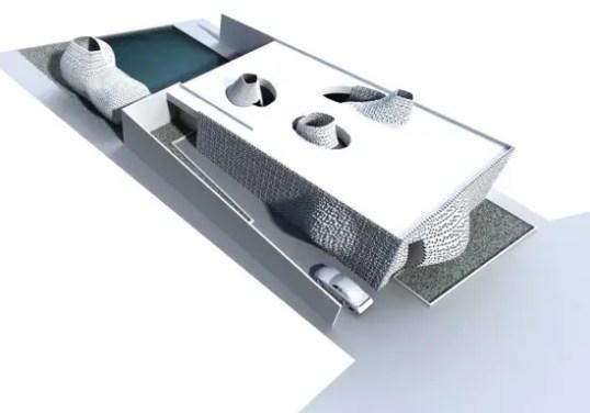 groen architect 3D-printer 6