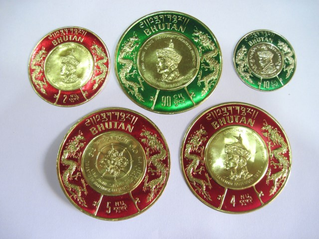 Postzegels Bhutan 18