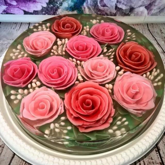 taarten met bloemen 3
