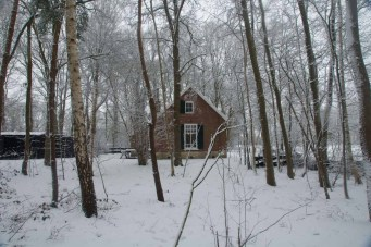 De Oude Zondagschool winter