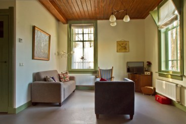 De Oude Zondagschool woonkamer