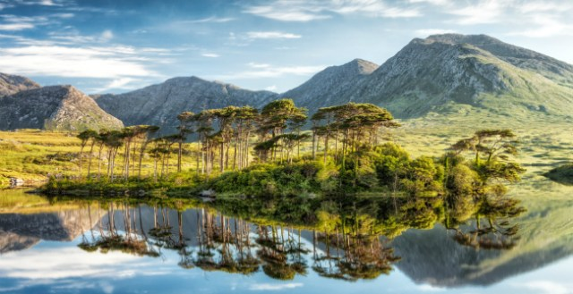 Dit zijn de 6 plekken die Ierland zo mysterieus mooi maken