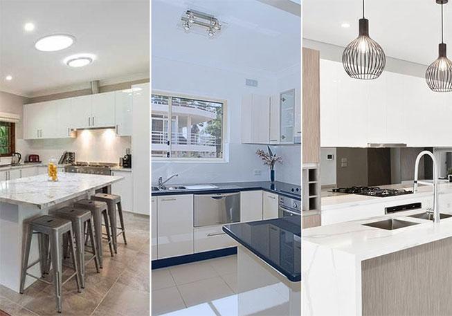 Budget Kitchen Sydney Small Kitchen Design Renovation Cost