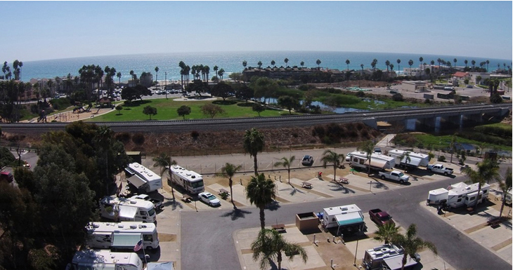 Rates Paradise By The Sea Beach Rv Resort