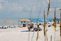 Barefoot Beach Preserve County Park Bonita Springs Florida