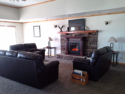 Living Room of our sexual addiction therapy center