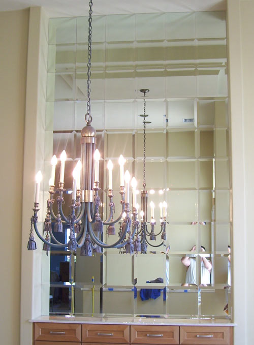 Beveled Glass and Mirrors by Paradise Glass and Mirror in